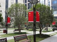 建国70周年の中国