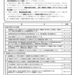 【R3.2.12更新】職場における新型コロナウイルス感染症の拡大を防止するためのチェックリスト