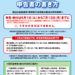 令和3年度 労働保険年度更新申告書の書き方(雇用保険用)