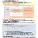 新型コロナウイルス感染症対応休業支援金・給付金の対象期間等 の延長及び緊急事態宣言の発令等に伴う地域特例のお知らせ